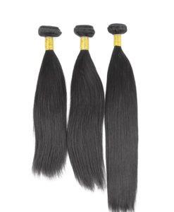hair bundles natural straight virgin